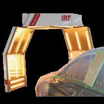 Rama na podczerwień do lakierni PowerCure IRT