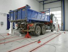 Rama naprawcza korek HD do ciężarówek - Blackhawk