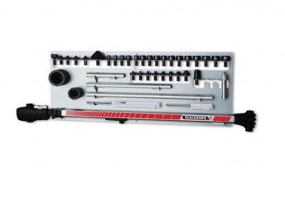 System do pomiaru karoserii Tech-Tram na tablicy