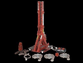 Wieża ciągnąca Blackhawk Power Postk
