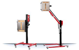 promienniki lakiernicze IRT 3 i 4 prepcure do lakierni