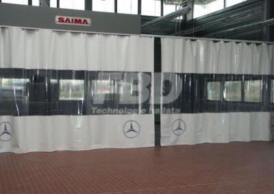 Strefy przygotowawcza dla Mercedes Benz