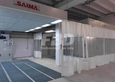 Strefy przygotowawcze SAIMA dla Opel