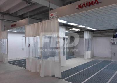 Strefy przygotowawcze SAIMA dla motoryzacji